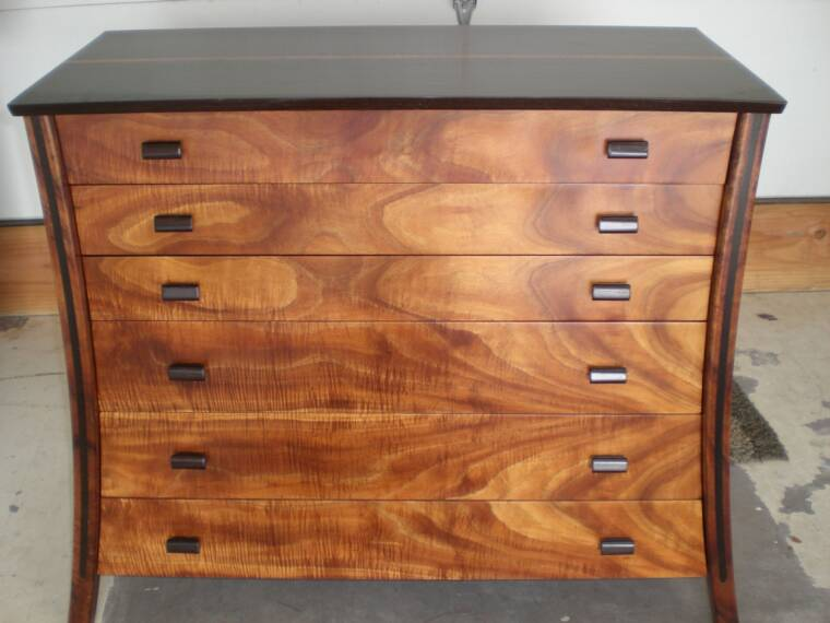 Free Delivery Within The Kona Area For Koa Furniture Orders.